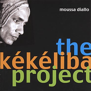 CD cover: The Kékéliba Project